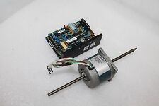 Electrocraft OH LA23ECKF-B3 Linear Actuator + Applied Motion 3540M0 Driver 3614