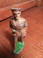 Barclay Manoil US military doctor kahki figure vintage