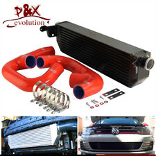 For VW Golf R GTI MK7 2.0T 2015+ Upgrade Twin Intercooler Kit High Performance