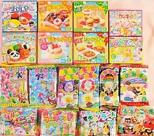 Kracie Popin Cookin Japanese Candy Making Kit Happy Kitchen Sushi Hamburger Gift