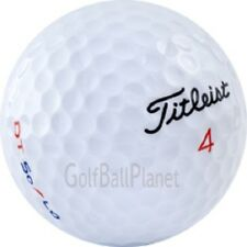50 Titleist DT SOLO MINT Golfballs Used Golf Balls Mint