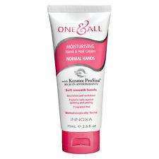 NEW Innoxa One & All Normal Hands 75mL Moisturising Cream Skin Care Beauty