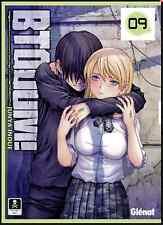 mangas BTOOOM! tome 9 Jun'ya Inoue Glénat Neuf jeux Vidéo Junya Otogi Matsuri VF
