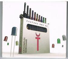 PASTORA RMX ED - ELEGANT DISTORSION - SONY 2009  - CD NUOVO SIGILLATO