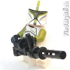 SW655G Lego Star Wars Episode II Clone Trooper Sergeant Minifigure 75000 (Temp)