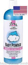 Top Performance DOG CAT PET Pro ALL NATURAL BABY POWDER SHAMPOO Sensitive Skin