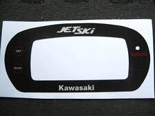 NEW 99-04 Kawasaki Ultra 130 150 Gauge Meter Decal Sticker Head Cover Display