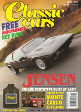 Classic Cars May 1993 - Jensen G-Type, Ford Anglia
