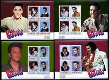 Elvis Presley , Musik , St. Vincent ** 4 Blockausgaben
