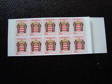 MONACO - timbre yvert et tellier carnet n° 2 n** (Y2) stamp