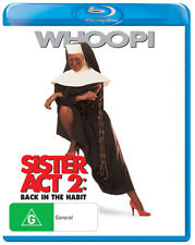 Sister Act 2 * Blu-ray Disc * NEW