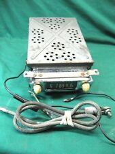 48 -50 ford mopar pontiac nash 54 chevy tk motorola 30937648 model 309 am radio