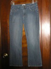 LEE RIDERS BOOT CUT STRETCH COTTON JEANS SZ 10P 0117