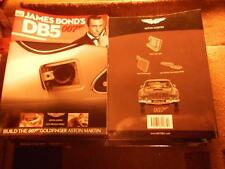 Build your own Aston Martin DB5 1/8th James Bond part 50 & magazine