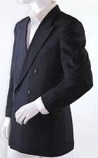Brioni Men's 100% Wool Regular Jacket Double Breasted Blazers & Sport Coats