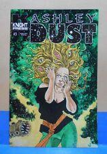 ASHLEY DUST #3 of 4 1994/95 Knight Press 9.0 VF/NM Uncertified RICK MCCOLLUM