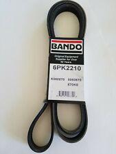 Bando Serpentine Belt fits Mercedes Sprinter 2014-2017 2.1 Litre & Malibu Alero