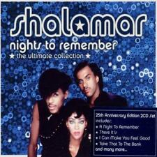 Shalamar – Nights To Remember - The Ultimate Collection 2 CD - Excellent