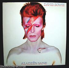 DAVID BOWIE-ALADDIN SANE-Rare Album With Fan Club Insert-RCA VICTOR #LSP-4852