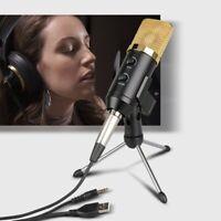 KQ_ KE_ BM700 Professional Podcast Studio Condenser Microphone Recording Mic Kit