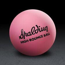NEW Spalding High Bounce Ball - Pink SPALDEEN Brooklyn Stoop Ball