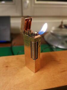 Pfeifen Feuerzeug Dunhill rollagas