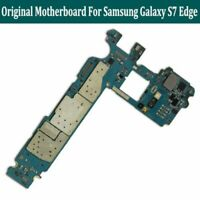 Placa Base Single SIM Madre Motherboard Para Samsung Galaxy S7 SM-G935F 32GB #ES