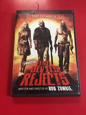 The Devil's Rejects - Unrated Director's Cut Widescreen (DVD) USED VGC L@@K