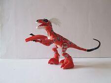 Primal Rage ~ TALON ~ 1996 Playmates Toys ~ Dinosaur Action Figure + Accessories