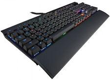 Corsair K70 RGB Cherry MX Rosso Completamente MECCANICO Gaming Tastiera Nero
