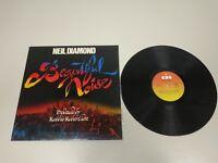 JJ9- NEIL DIAMOND HERMOSO RUIDO VIN LP ESP 1976 POR VG + DIS VG ++
