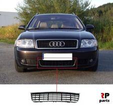 Für Audi A6 (C5) 01 - 04 Vorne Stoßstange Unten Mitte Gitter Chrom 4b0807683l