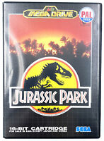 Jurassic Park - Jeu SEGA Megadrive - PAL ASIA - Comme neuf