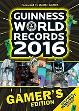 Guinness World Records 2016 Gamers Edition by Guinness World Records