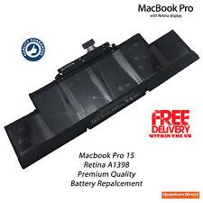 NEW Apple Macbook Pro 15 Retina A1398 2013-2014 Battery Genuine/Original A1494