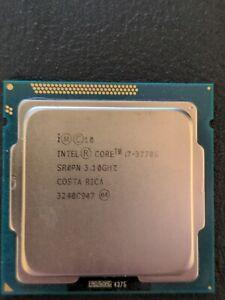 Intel Core i7-3770s 3.10GHz 8MB Quad Core Socket LGA1155 CPU Processor SR0PN