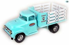 Awesome Vintage Restored 1950s Tonka 'Farms' Pressed Steel Truck