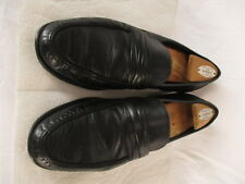 Allen Edmonds Bergamo Mens Black Loafers 10.5 B