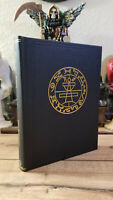 OF THE ARTE GOETIA by COLIN D. CAMPBELL - Occult Grimoire Demonology Black Magic