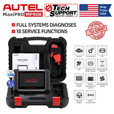 2019 New Autel MaxiPRO MP808 OBD2 Automotive Scanner Full-System Diagnostic Tool
