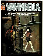 VAMPIRELLA #6 JULY 1969, 9.6 NM+ ILLUSTRATED TAILS TO BEWITCH & BEDEVIL YOU RARE