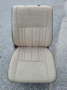 Fj62 Toyota Land Cruiser Right Front seat Brown fj60