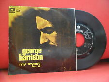 GEORGE HARRISON My Sweet Lord 7/45 RARE ANGOLA 70's LUANDA PRESS Parlophone