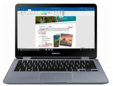 "Samsung Notebook 7 Spin 13.3""  2-in-1 Touch, i5-8250U, 8GB RAM, 256GB SSD, New!"