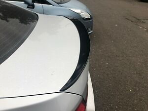 For BMW 5 SERIES F10  M PERFORMANCE TYPE TRUNK BOOT SPOILER GLOSS BLACK 100% FIT