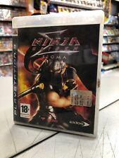Ninja Gaiden Sigma (leggere descrizione!) Ita PS3 USATO GARANTITO
