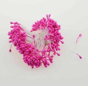 300X Artificial Pearl Flower Stamen Floral Stamen Pistil Cake Wedding Decoration