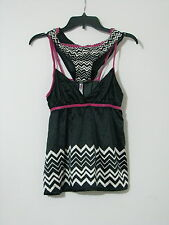 Missoni Baby Doll Set XS NEW WITH TAGS Pink Rose Cami Thong Chevron Target