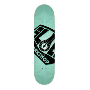 """Alien Workshop Skateboard Deck OG Burst Blue 8.0"""""""