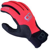 Didoo Mens Cycling Gloves Full Finger Padded BMX Touch MTB Biking Cycle Sports